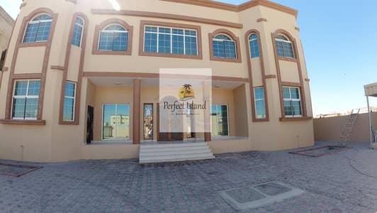 7 Bedroom Villa for Rent in Al Shamkha, Abu Dhabi - Brand new | Huge Yard | Extension Services
