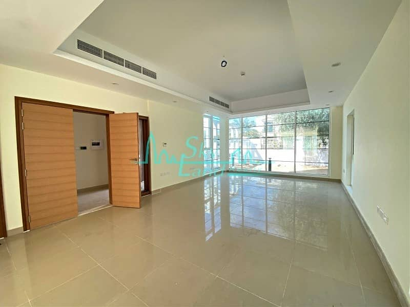 2 Brand New Commercial Villa For Rent In Umm Suqeim