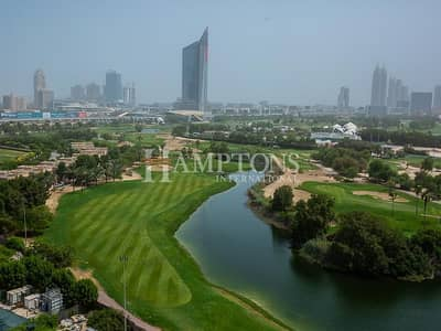 4 Bedroom Penthouse for Sale in The Hills, Dubai - Panoramic Golf Course 4Bedroom Penthouse