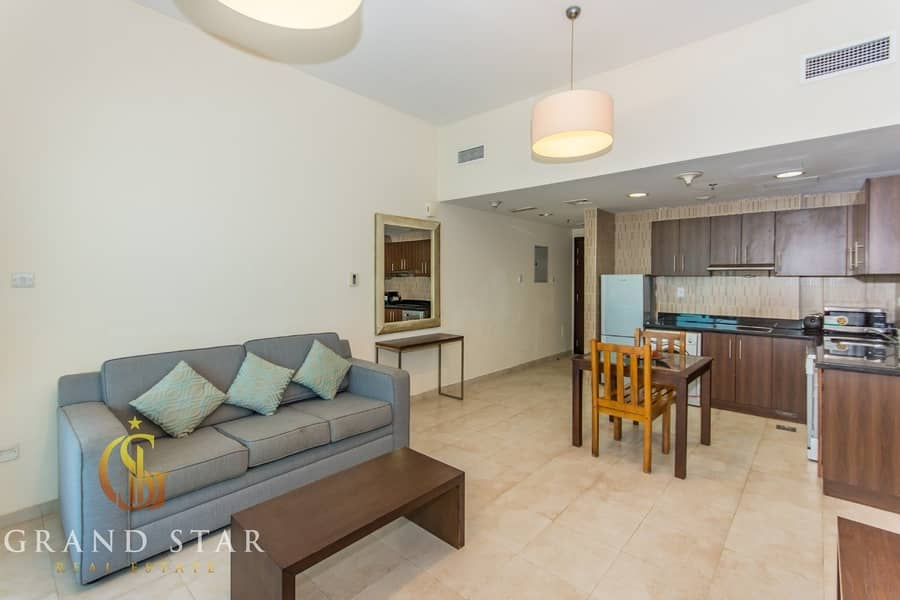 2 Rented | High End Apartment | Furnished