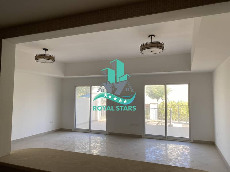2 Cozy Three Bedroom Pool View Bayti Villa in Al Hamra village with family atmosphere