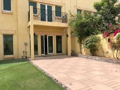 فیلا 5 غرف نوم للايجار في كابيتال سنتر، أبوظبي - BACK YARD