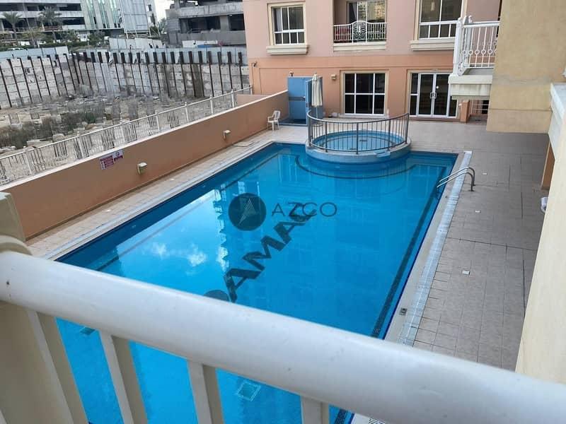 Alluring 1BR | Pool View | Grab Keys Today