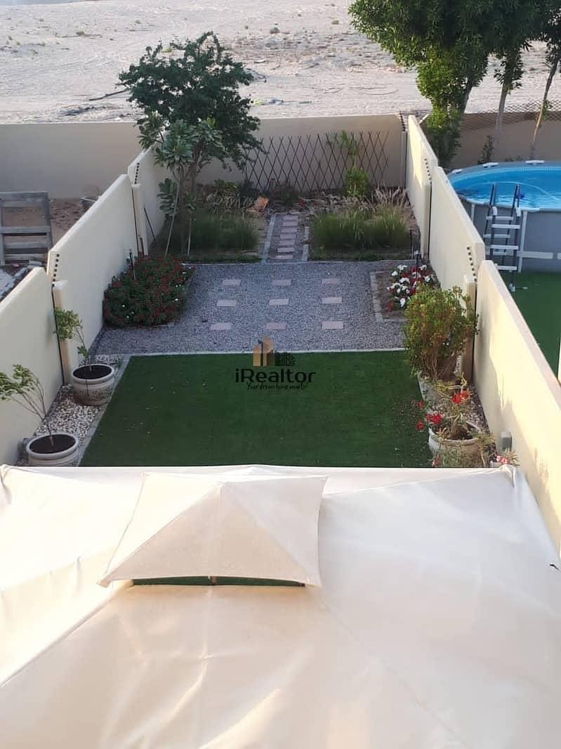16 Beautiful 2 BR Villa  with big Garden 1.4M