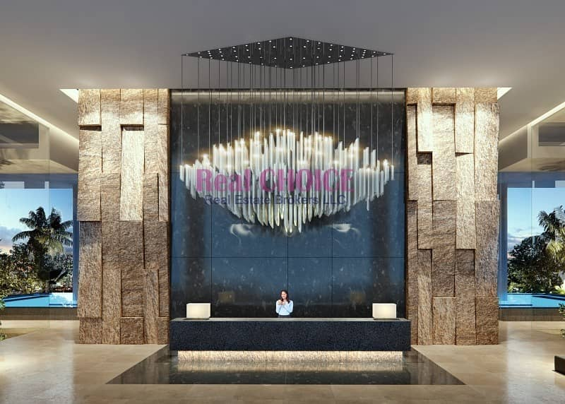 12 Bright Corner Layout|Full Sea and Burj Arab View