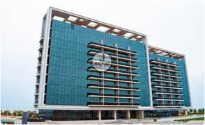 شقة في مساكن جاتواي میناء العرب 1 غرف 43000 درهم - 4987028