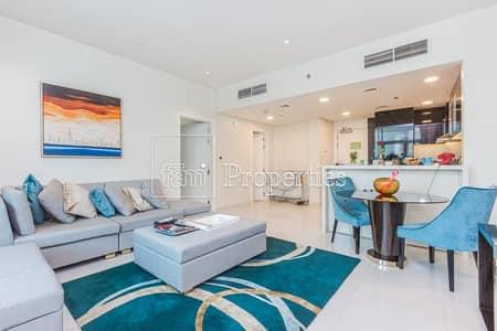 شقة 1 غرفة نوم للبيع في الخليج التجاري، دبي - Spacious Aprt I High Floor I Close to Metro !