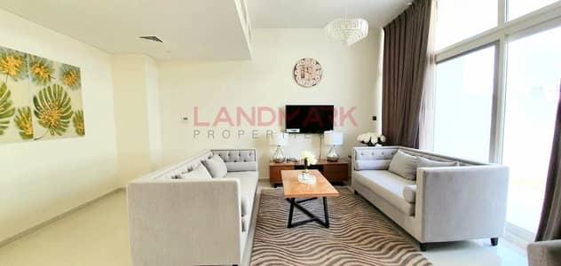 فیلا 2 غرفة نوم للايجار في أكويا أكسجين، دبي - Modern 2BR Fully Furnished Large Living Room l With Parking