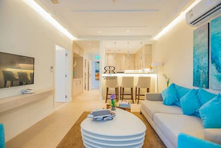 1 Bedroom Hotel Apartment for Sale in Palm Jumeirah, Dubai - Guaranteed ROI | Flexible Payment Plan | Beachfront
