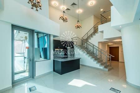4 Bedroom Apartment for Sale in Dubai Marina, Dubai - 4 Bedroom Duplex Unfurnished Partial Sea View