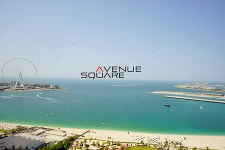 3 Bedroom Penthouse for Sale in Jumeirah Beach Residence (JBR), Dubai - Moroccan Inspired Upgraded 3 beds Duplex  Penthouse | Sea and Ain View