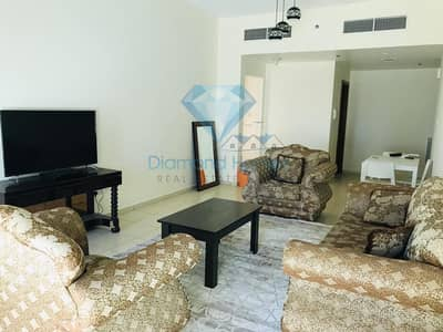 1 Bedroom Flat for Rent in Al Sawan, Ajman - One  Bedroom Hall  with Close kitchen For Rent Without Furniture