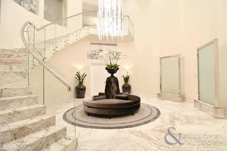 7 Bedroom Villa for Sale in Emirates Hills, Dubai - Lake View | Emirates Hills | 7 Bedroom