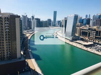 شقة 1 غرفة نوم للايجار في الخليج التجاري، دبي - HUGE 1 BEDROOM | FULL CANAL VIEW  | LOWEST PRICE | CALL NOW
