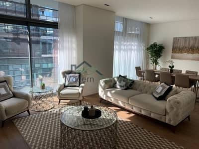 شقة 2 غرفة نوم للايجار في جميرا، دبي - Gorgeous Fully Furnished | 2BHK with Maid apartment | City Walk Dubai