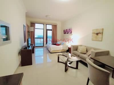 Studio for Rent in Arjan, Dubai - FURNISHED/ STUDIO with BALCONY/ in ARJAN