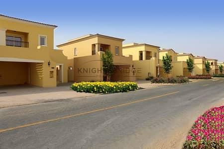 4 Bedroom Villa for Sale in Dubailand, Dubai - Single Row Corner Unit North east Facing