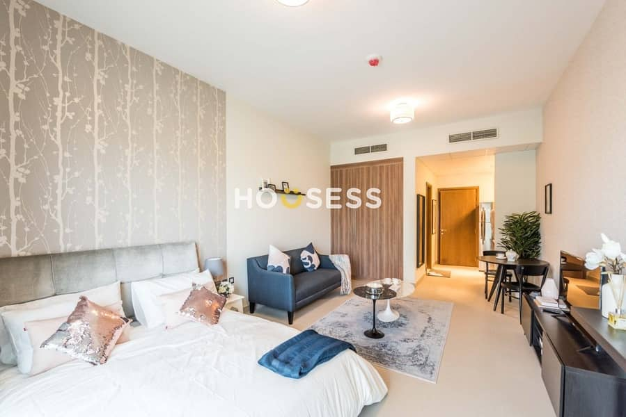 2 Hot Deal Furnished Studio   Ready to move in