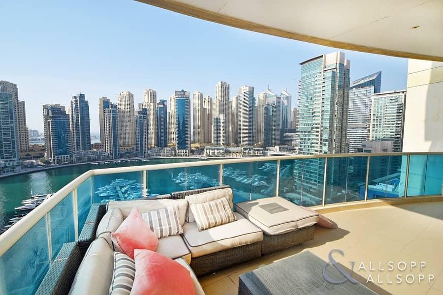 2 Bed | Upgraded | Marina Yacht Club Views