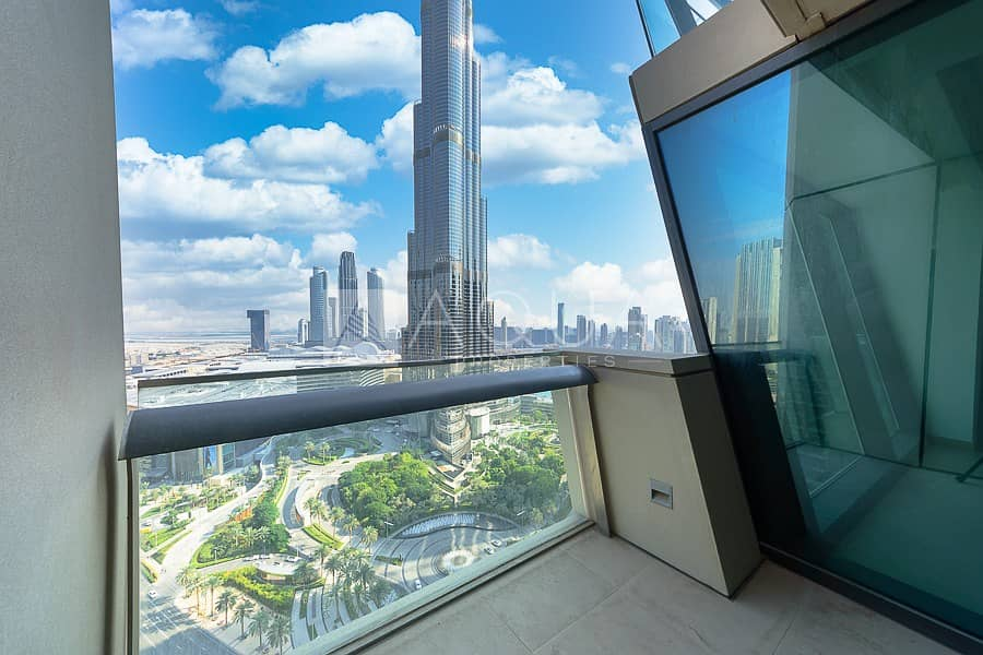 1 Amazing Unit | Full Burj View in Burj Vista