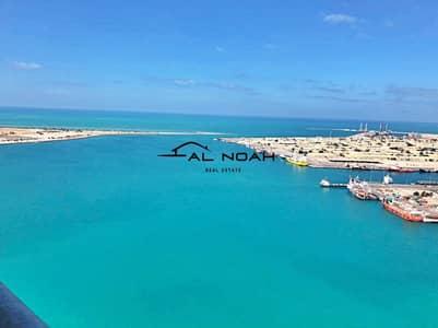 شقة 2 غرفة نوم للايجار في منطقة الكورنيش، أبوظبي - Spectacular living awaits! Sea view | Amazing Location & Facilities!