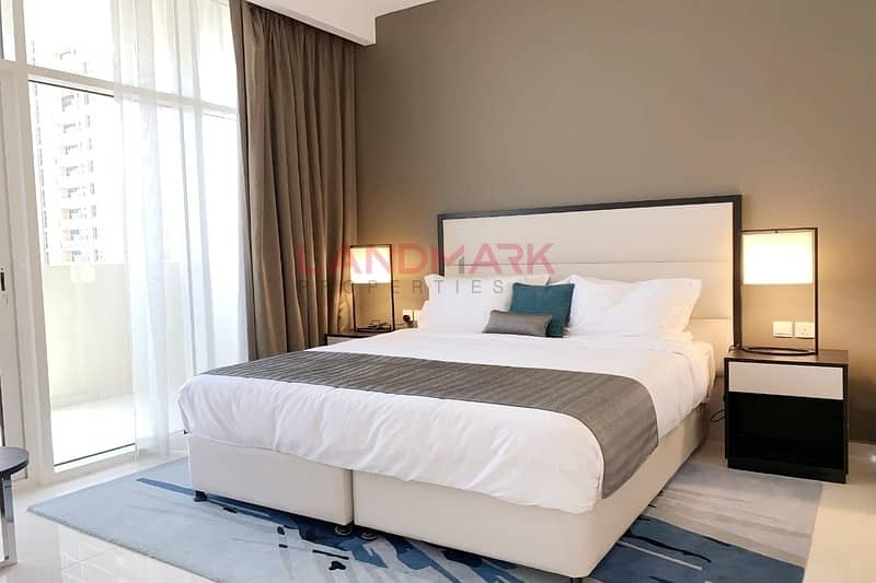 Invest In Luxury Fully Furnished 1BR From Damac Modern lifestyle