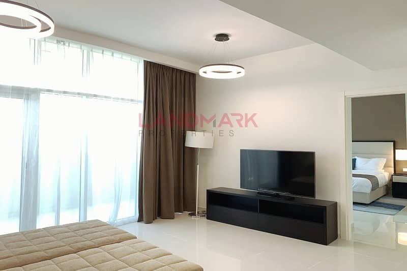 2 Invest In Luxury Fully Furnished 1BR From Damac Modern lifestyle