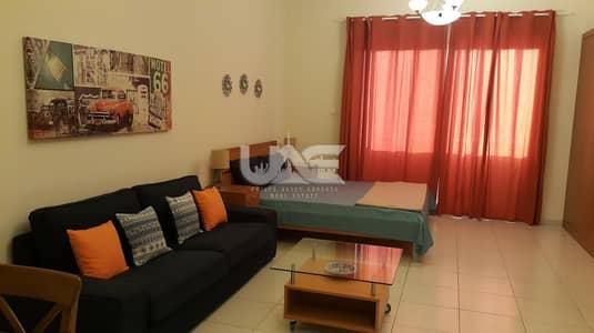 Studio for Sale in Jumeirah Village Circle (JVC), Dubai - Tenanted till Nov | Furnished Studio | For Sale