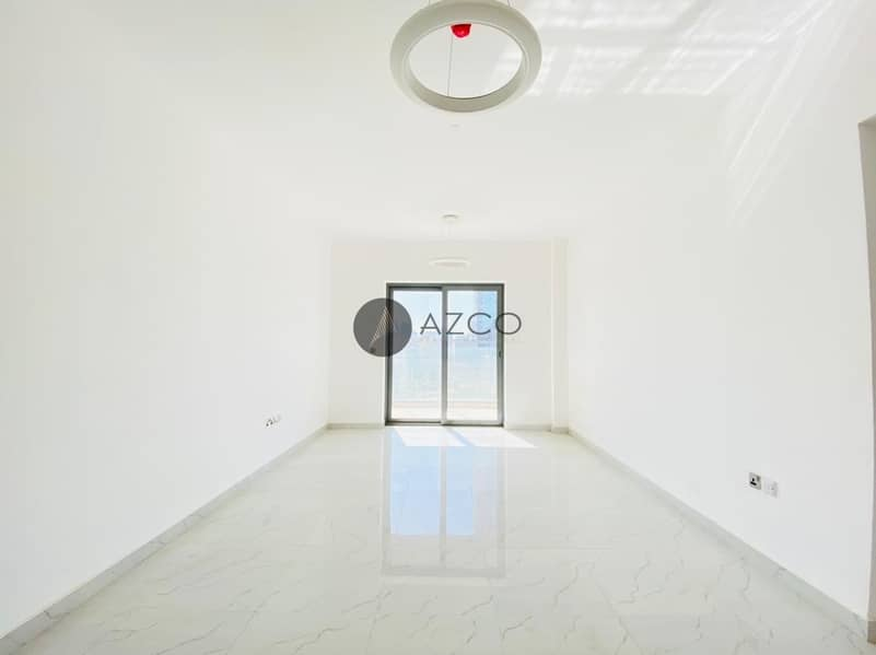 Pool View 1BR W/Maid|Huge Balcony|Highly Finished
