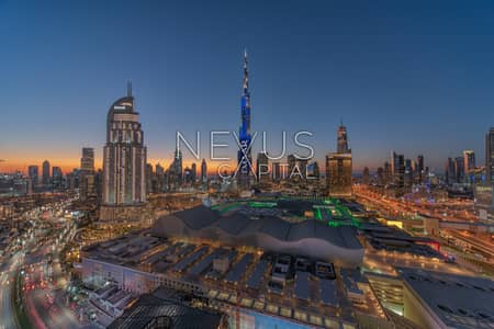 All Bills Inclusive | Full Burj Khalifa & Fountain View | Luxurious Living!