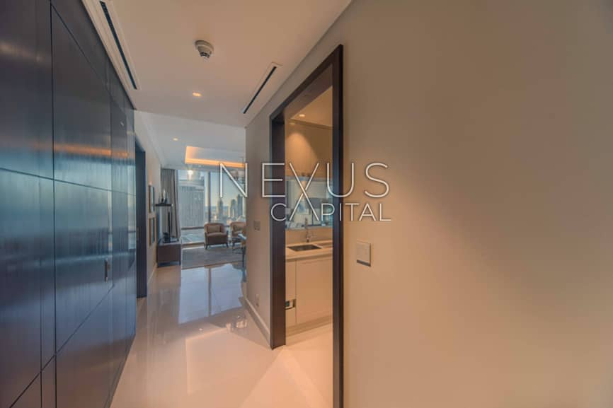 2 All Bills Inclusive | Full Burj Khalifa & Fountain View | Luxurious Living!