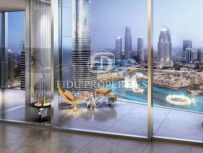5 Bedroom Penthouse for Sale in Downtown Dubai, Dubai - Luxury Redefined |Tastefully Designed Interiors