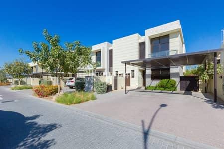 3 Bedroom Villa for Rent in DAMAC Hills (Akoya by DAMAC), Dubai - Landscaped Unit | Type THL 130k 2CHQS