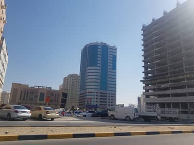 Plot for Sale in Al Nuaimiya, Ajman - G+10 SIZE 14015 SQ FT COMMERCIAL RESIDENTIAL LAND IN NUAMIYAH 1 NEAR NESTO