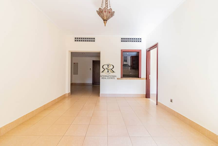 2 Spacious and Well Maintained 2 Bedrooms with balcony