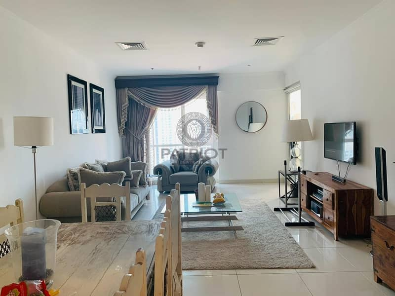 2 Spacious One Bedroom Furnished Apartment Ready To Move
