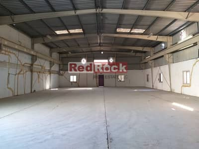 Warehouse for Rent in Umm Ramool, Dubai - Open Layout 4900 Sqft Warehouse In Umm Ramool