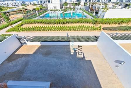 4 Bedroom Villa for Rent in Dubai Hills Estate, Dubai - Genuine Listing! Maple3 100% Direct Pool Facing Villa#361| 4BR+Maids room | TYPE 2E Brand New | Full 5* Maintenance Pac
