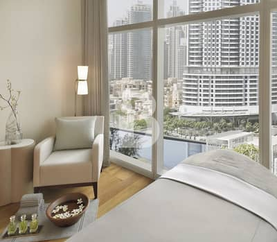 2 Bedroom Hotel Apartment for Sale in Downtown Dubai, Dubai - 2 BR Luxurious Fully Furnished  Burj View