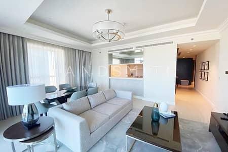 شقة 2 غرفة نوم للبيع في وسط مدينة دبي، دبي - Vacant | Burj Khalifa View | 2 BR Serviced Apartment