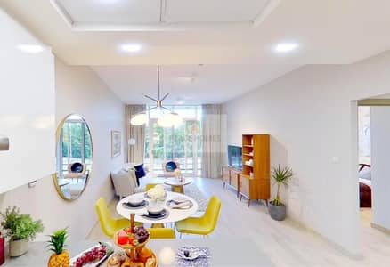 1 Bedroom Flat for Sale in Jumeirah Village Circle (JVC), Dubai - 4Yrs Pay Plan|Stylish-Elegant 1BR|Invest Today