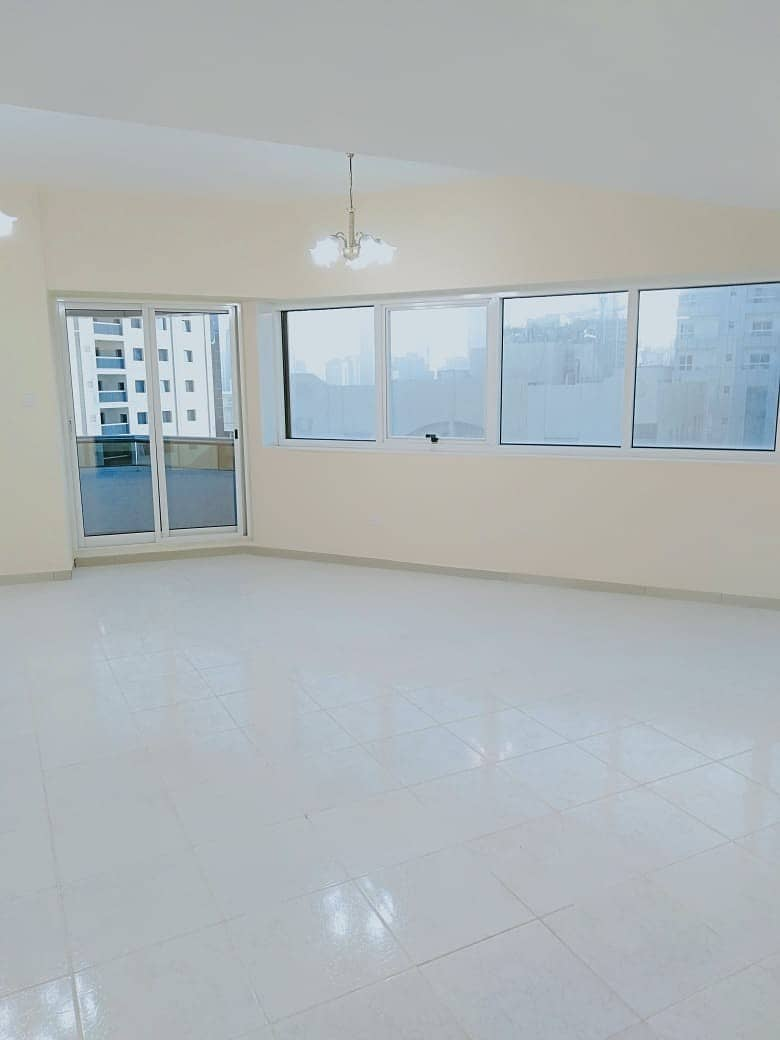 2 BHK For Rent In Al Majaz 2 - Sharjah with Month & Parking free & AC FREE