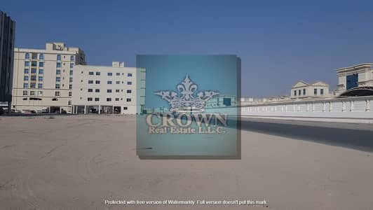 Plot for Sale in Al Jurf, Ajman - 5900 SQ FT COMMERCIAL PLOT OPPOSITE FIVE STAR HOTEL NEAR CITY CENTER AJMAN