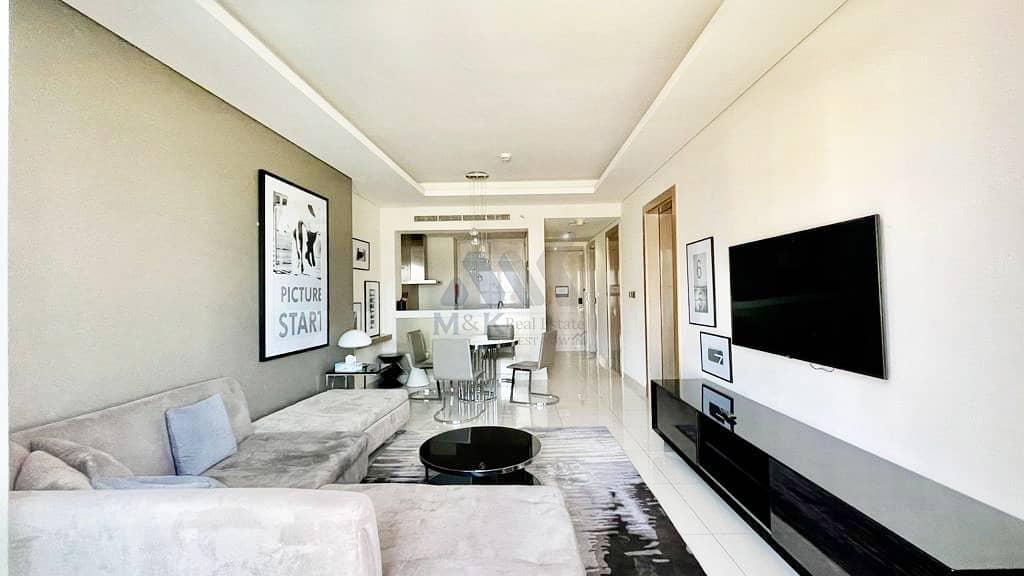 شقة في برج B أبراج داماك من باراماونت للفنادق والمنتجعات الخليج التجاري 1 غرف 68000 درهم - 4987996