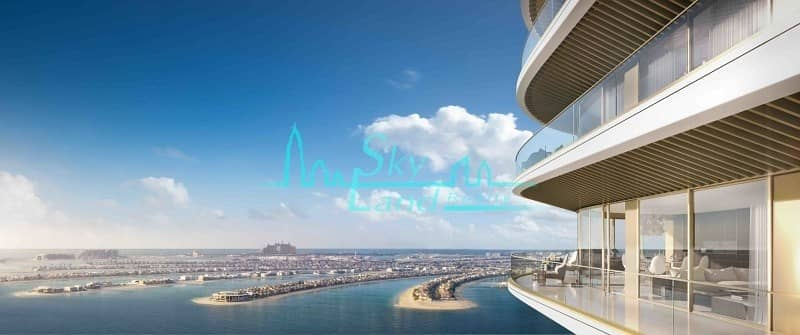 Elie Saab Tower 2 2-BR Gorgeous Balcony Payment Plan