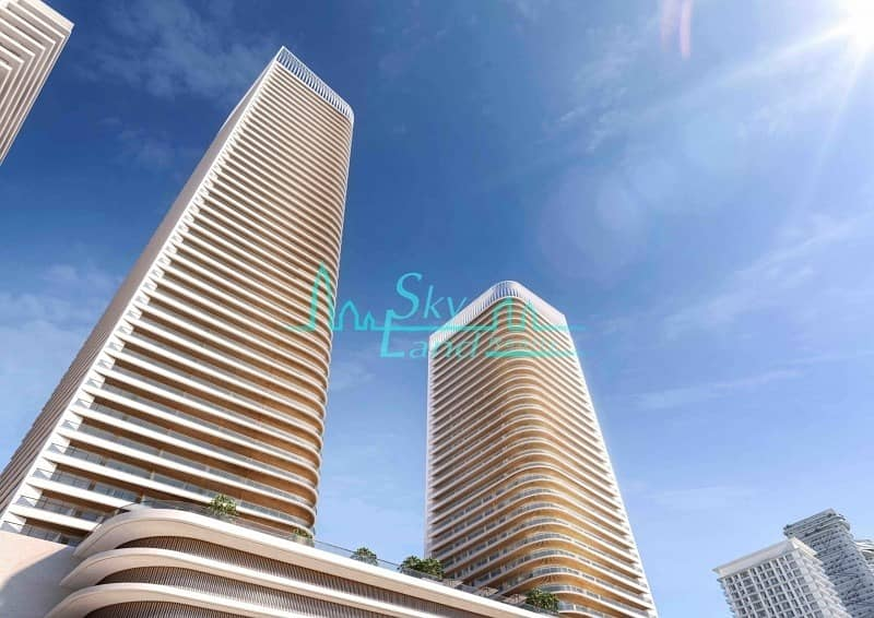 2 Elie Saab Tower 2 2-BR Gorgeous Balcony Payment Plan
