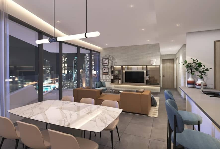 2 6 YEARS BEST PAYMENT PLAN | LAST WATER FRONT PROJECT DUBAI MARINA |