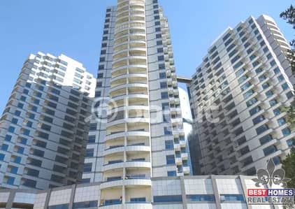 1 Bedroom Flat for Rent in Ajman Downtown, Ajman - Excellent 1 BHK with Parking in Falcon Tower, Ajman
