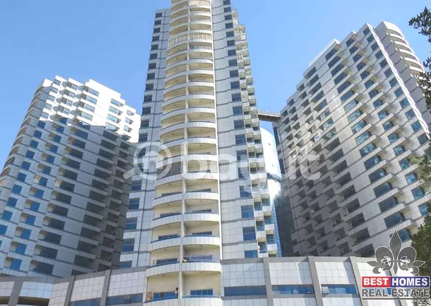 شقة في فالكون تاورز عجمان وسط المدينة 1 غرف 19000 درهم - 4988143