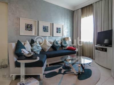 شقة 1 غرفة نوم للبيع في وسط مدينة دبي، دبي - Immaculate and Fully Furnished 1BR | Investor's Deal | Spectacular View